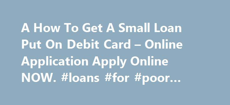 cash advance fiscal loans employ on the web